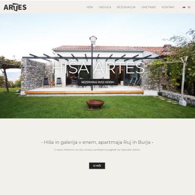 hiša Artes